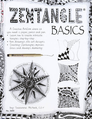 Zentangle Basics by Suzanne McNeill