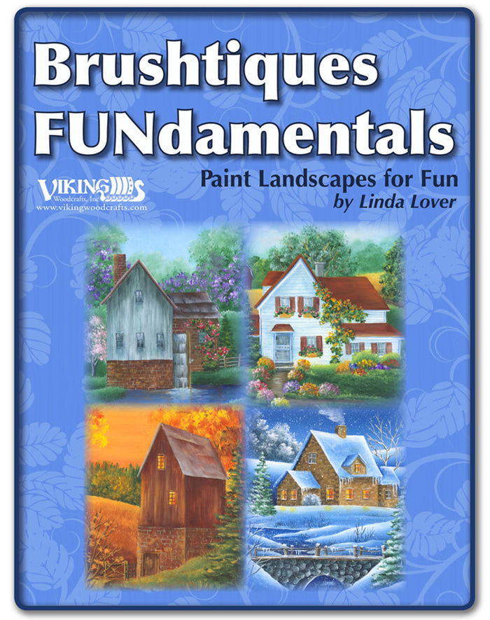 Brushtiques FUNdamentals by Linda Lover