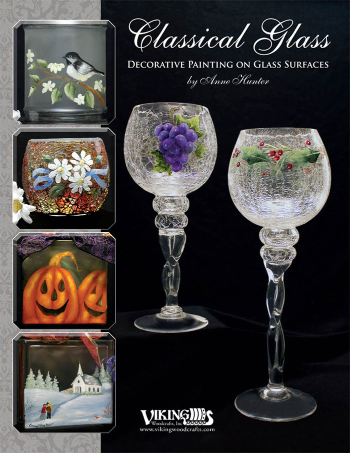 Classical Glass by Anne Hunter