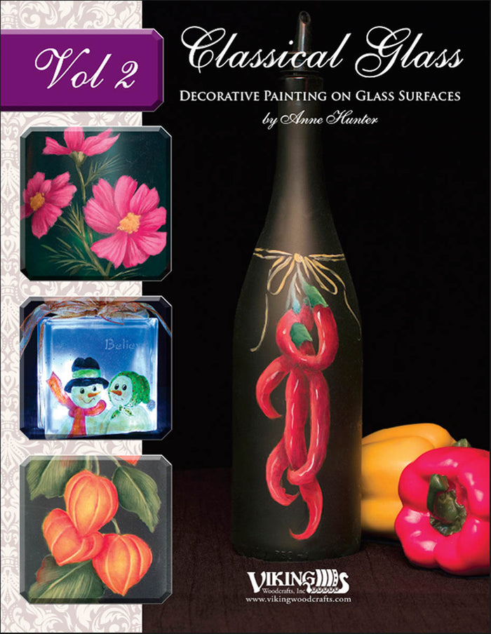 Classical Glass Vol 2 by Anne Hunter