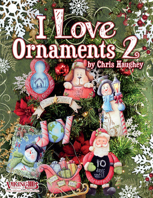 I Love Ornaments Vol 2 by Chris Haughey