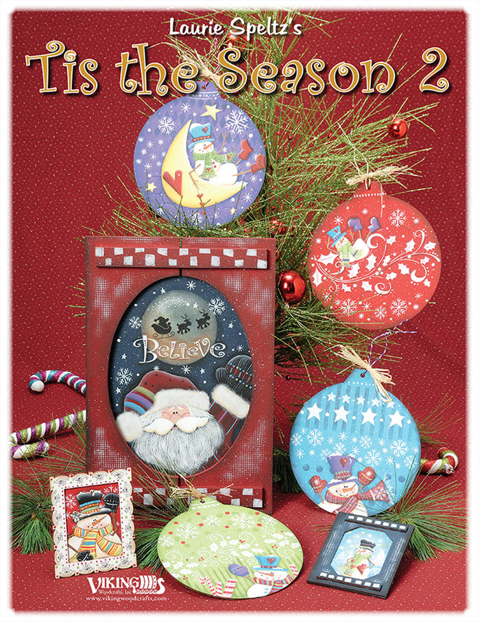 Tis the Season Vol 2 by Laurie Speltz