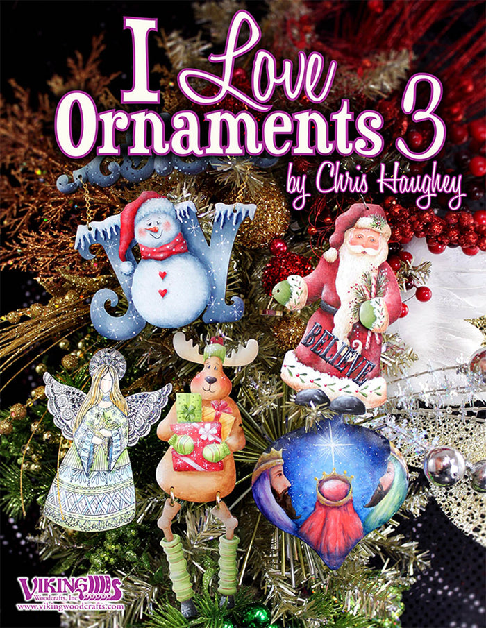 I Love Ornaments Vol 3 by Chris Haughey