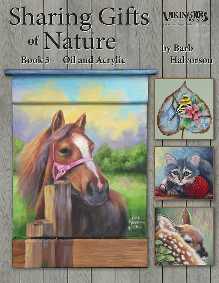 Sharing Gift of Nature Vol 5 by Barbara Halvorson