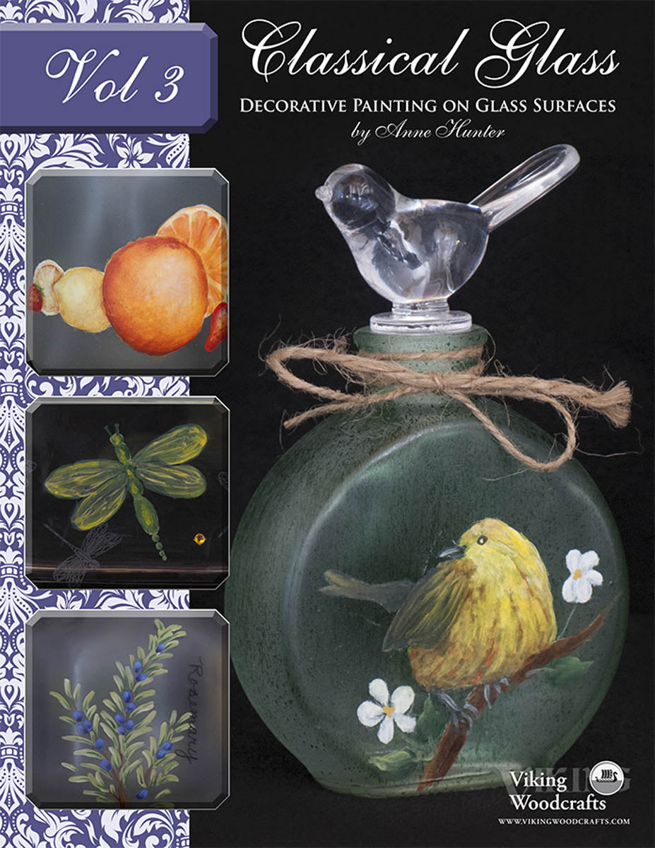 Classical Glass Vol 3 by Anne Hunter
