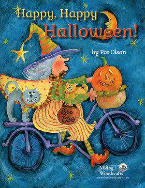 Happy, Happy Halloween! by Pat Olson