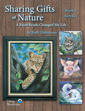 Sharing Gifts of Nature  Book 6 by Barb Halvorson