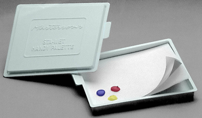 Sta-Wet Handy Palette by Masterson