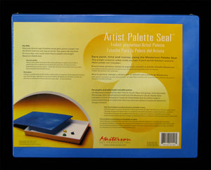 Artist's Palette Seal by Masterson