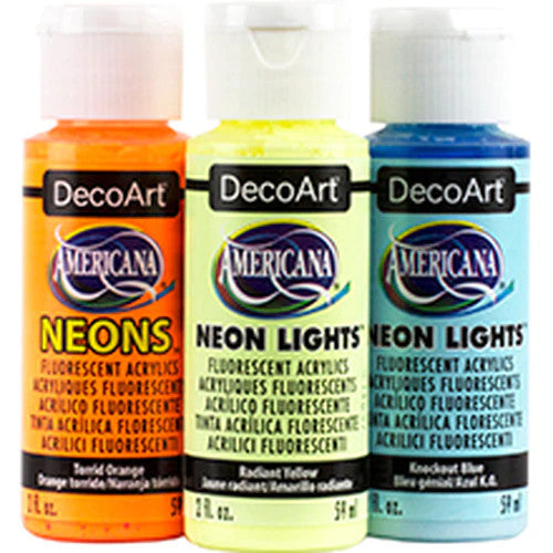 Americana Neon Paint (Hot Shots)