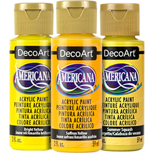 Americana Yellows