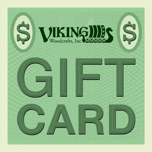 Viking Woodcrafts Gift Card