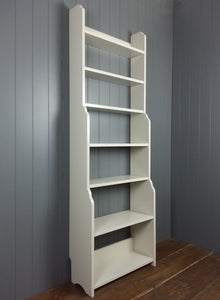 Waterfall Bookcase or display shelves