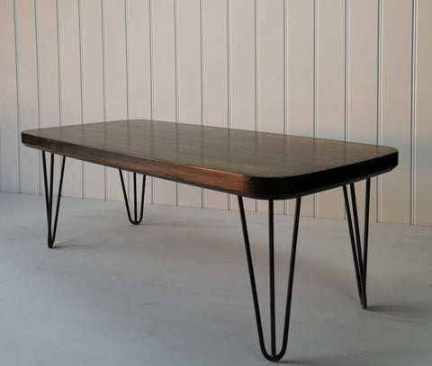 Retro Coffee Table -The Rectangular One