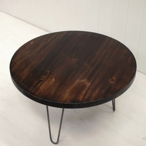Retro Coffee Table - The Round One