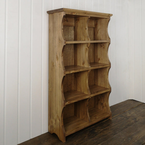 Shoe Rack Cubby Chest with 8 storage cubbies for Hallway Storage or Display Cabinet