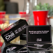 Convo and Chill - 99 Epic Conversation Cards for any party or date night!