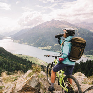 Mizu Mission: European Trails With Francesa Weikert and Blaine Gallivan