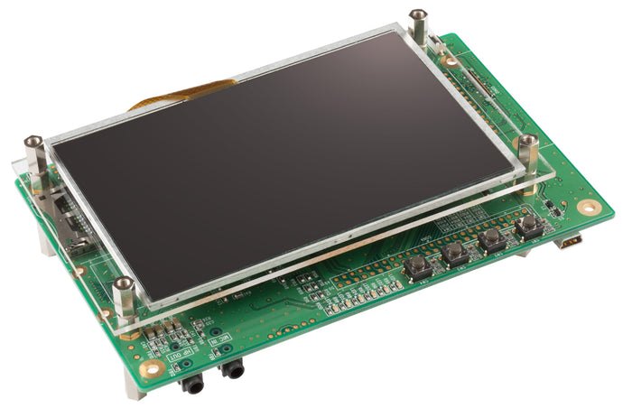 Armadillo-840 LCD model development set