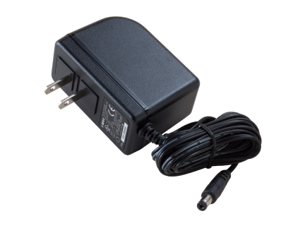 AC adapter (12V/2.0A φ2.1mm) commercial grade