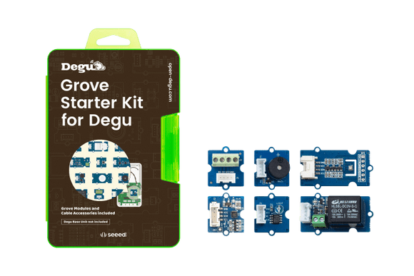 Grove Starter Kit for Degu