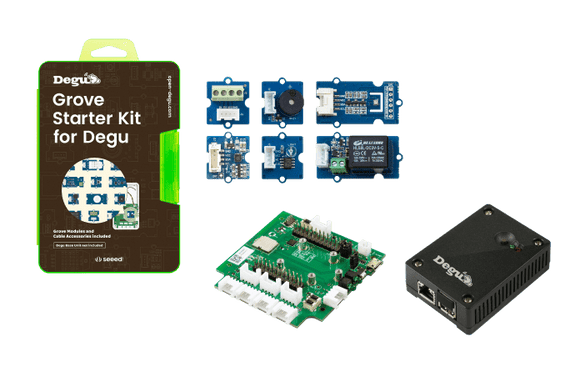 Degu IoT Entry Pack