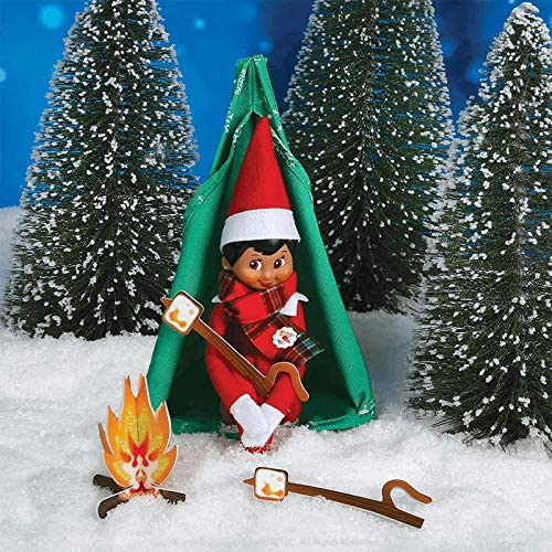 Elf On The Shelf Claus Couture Little Lumberjack Lad Christmas Outfit No Elf