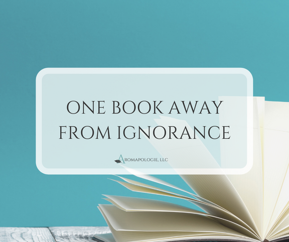 One Book Away from Ignorance