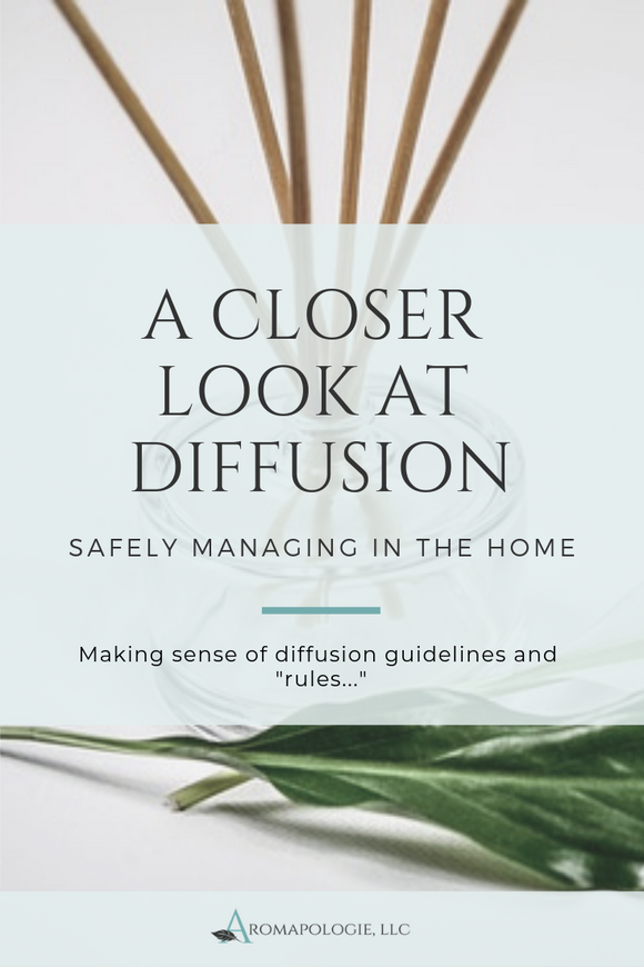 A Closer Look at Diffusion