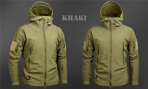 Tactical jacket 2