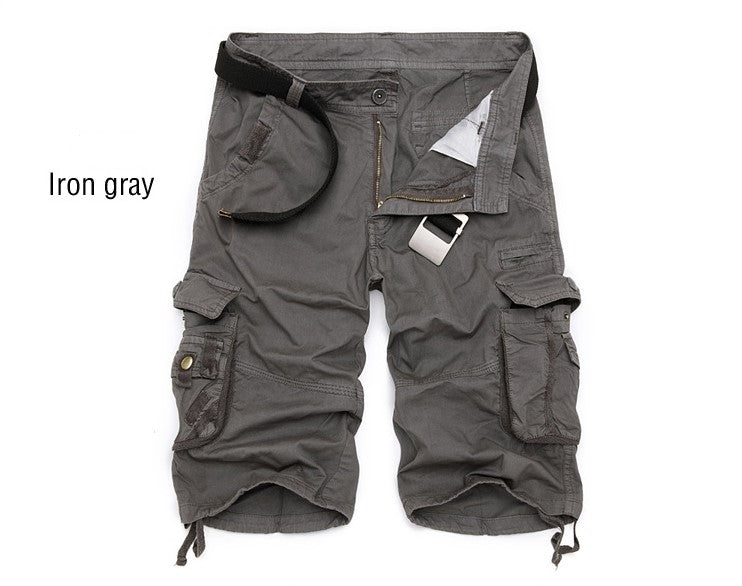 Military uniform pants - shorts