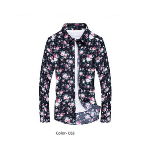 New Fashion Flower Print