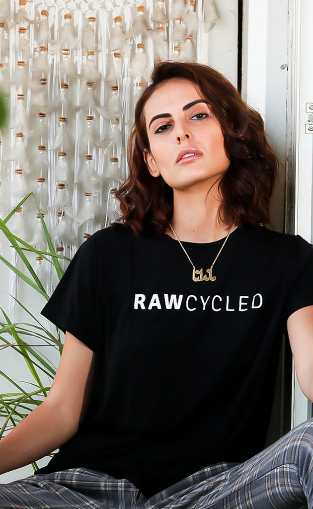 Everyday Tee, RAWCYCLED