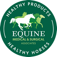 Equine Medical & Surgical Associates Badge