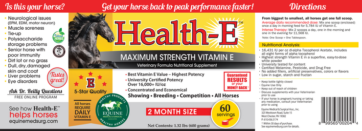 HEALTH-E Label