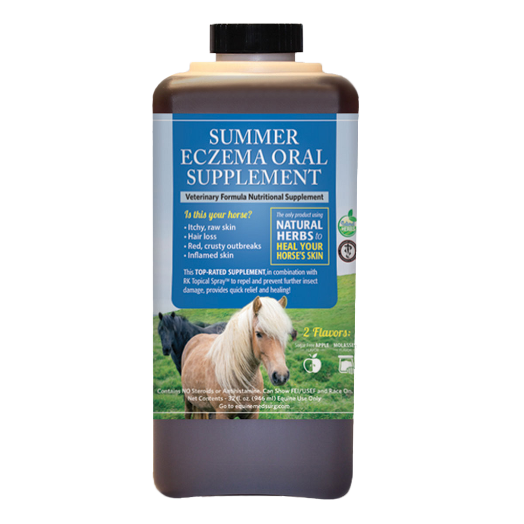 ADDITIONAL REFILL BOTTLE FOR SUMMER ECZEMA ORAL LIQUID SUPPLEMENT