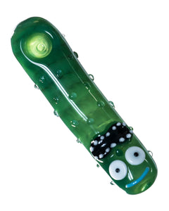 Pickle Rick Spoon Pipe