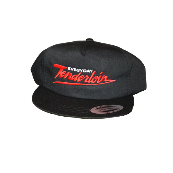 Everyday Thunder Hat - Deconstructed 5 Panel Snapback