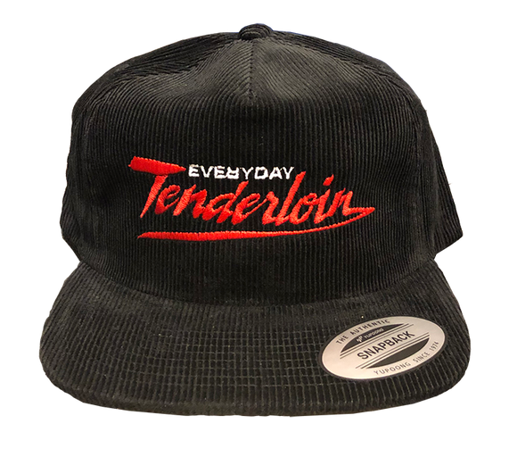 Everyday Thunder Hat - Corduroy Snapback