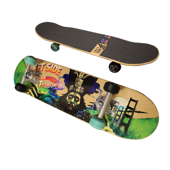 'Big Trouble' Complete Skateboard