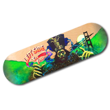 'Big Trouble' Skate Deck