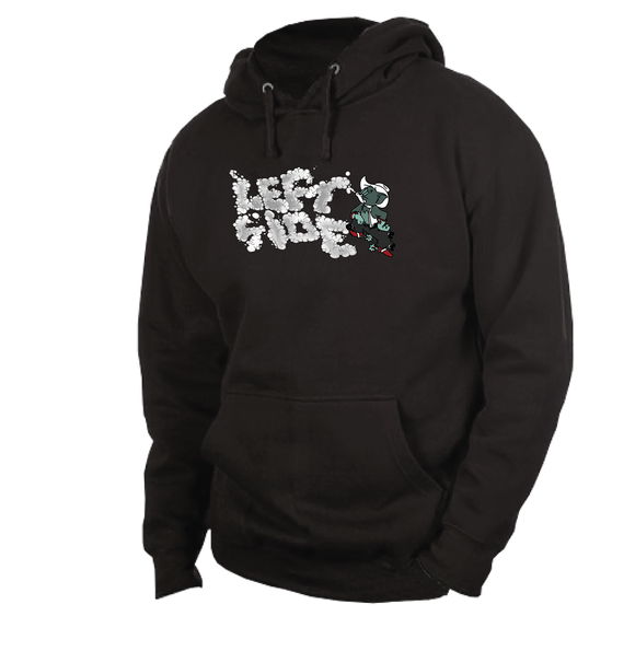 Left Side 'Smoked' Hoodie