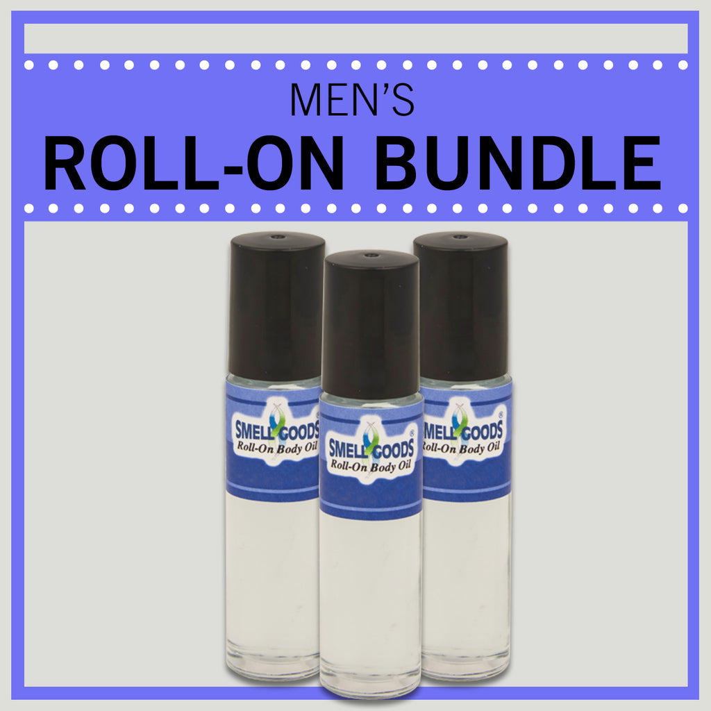 Men's Roll-On Bundle - Save over 10% with 3 or more - Use code below