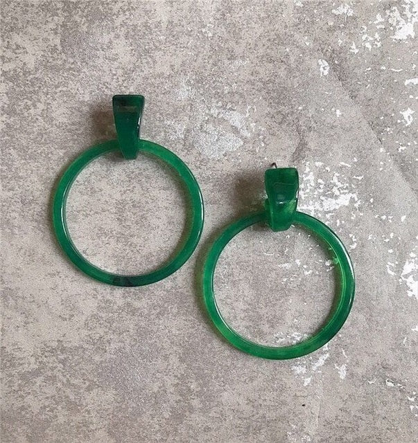 Green Hoops - Cokota