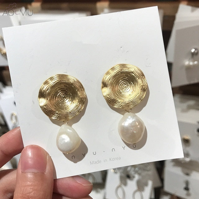 Golden Plate and Pearl - Cokota