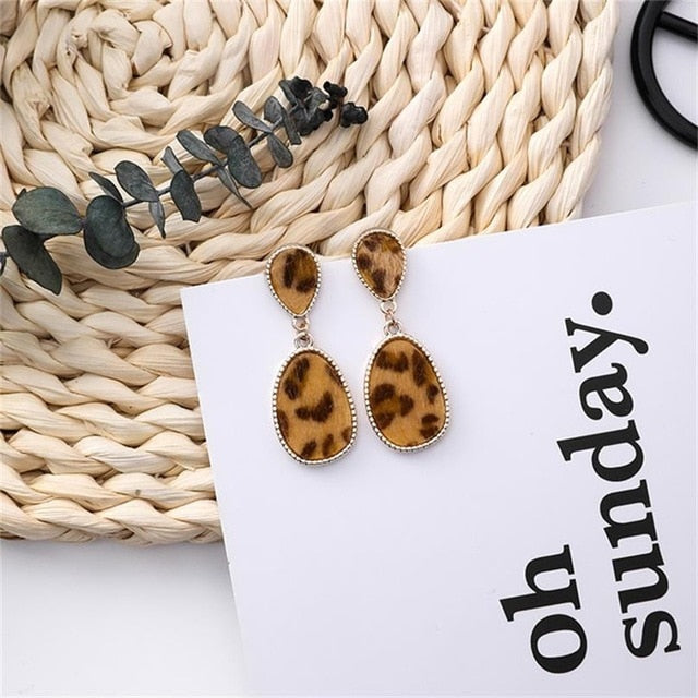 Animal Soul nº7 EARRINGS - Cokota