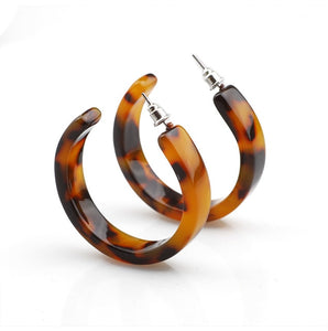 Animal Hoops EARRINGS - Cokota