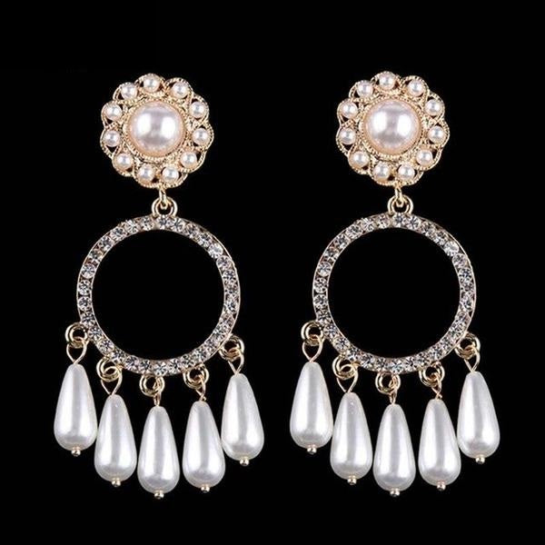 Dama Earrings - Cokota