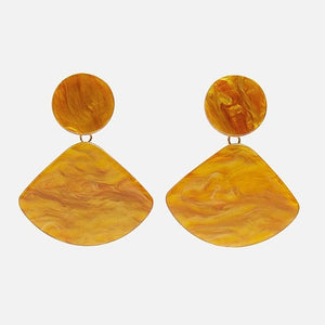 Africa Sunset EARRINGS - Cokota