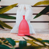Menstrual cup for period